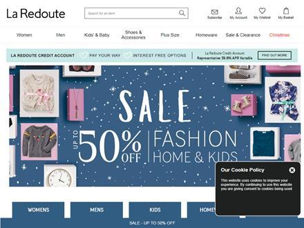 La redoute catalogue november offers - La redoute catalogue maison ...