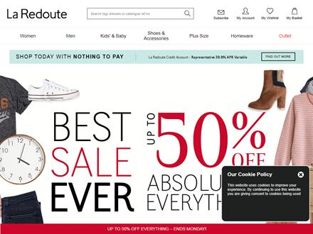 La redoute catalogue september offers - La redoute catalogues ...