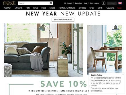 Next Directory Catalogue Website