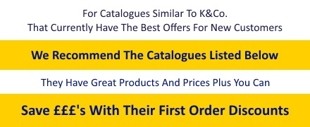 K & Co Catalogue Website